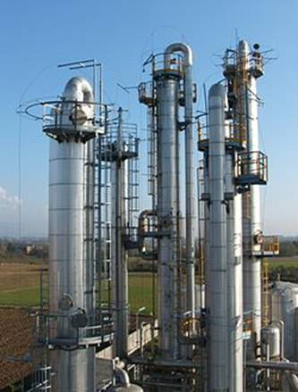 Columns Industrial Distillation